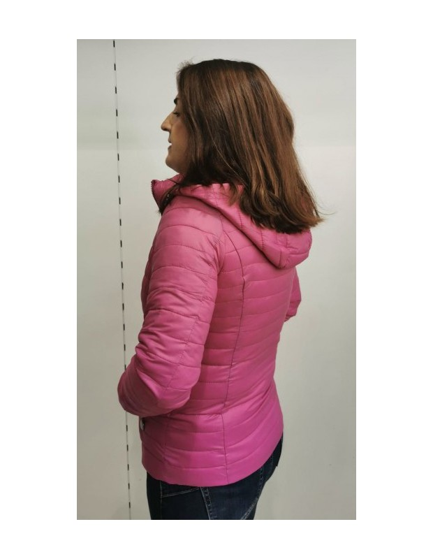 Chaqueta paula. Modelo H-1002/66. Color rosa.