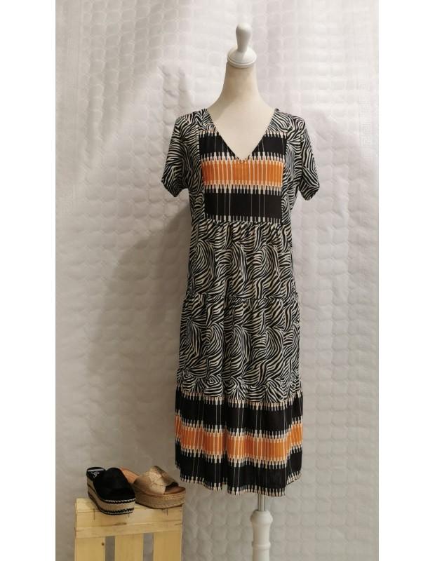 Vestido cebra - Modelo 2126922