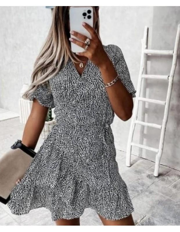 Vestido paola. Modelo 085021. Talla única (36 - 40)