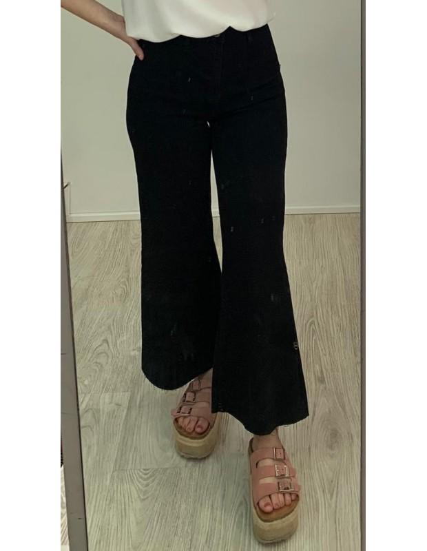 Pantalón de mujer ancho - Modelo LS211B