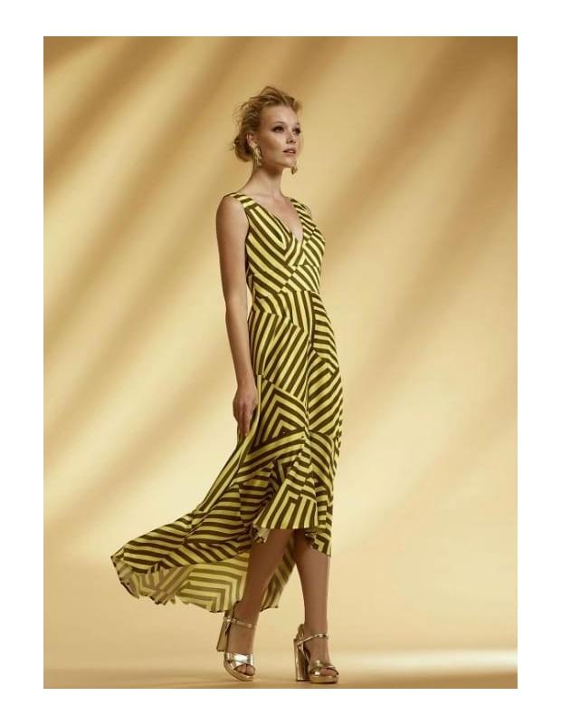 Vestido rayas - Modelo 43534 amar - Firma arggido