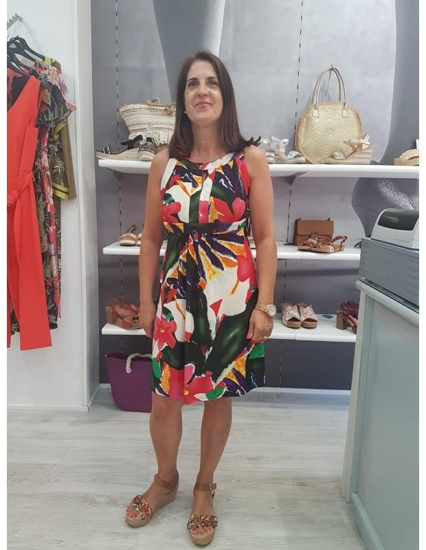 Vestido - Modelo Sandra
